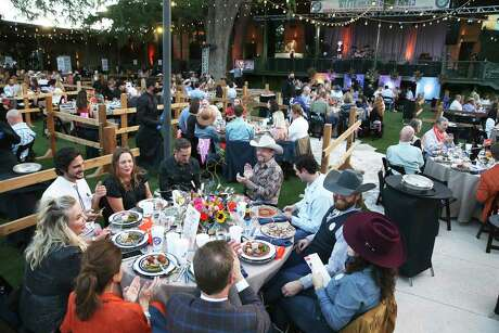 The Witte Museum holds its 50th annual game dinner with performer Robert Earl Keen providing musical entertainment on Oct.19, 2020.