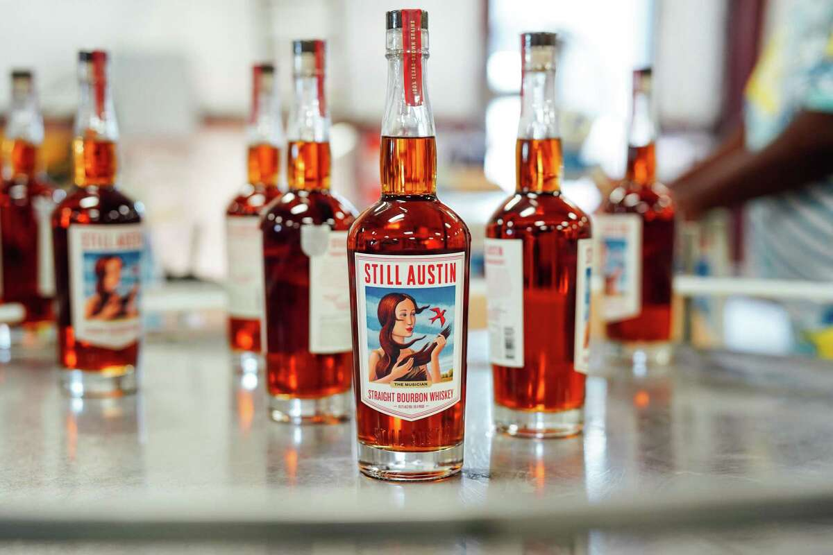 Austin-based Still Austin Whiskey Co. has produced its first straight bourbon whiskey made from Texas-grown corn, rye and barley.