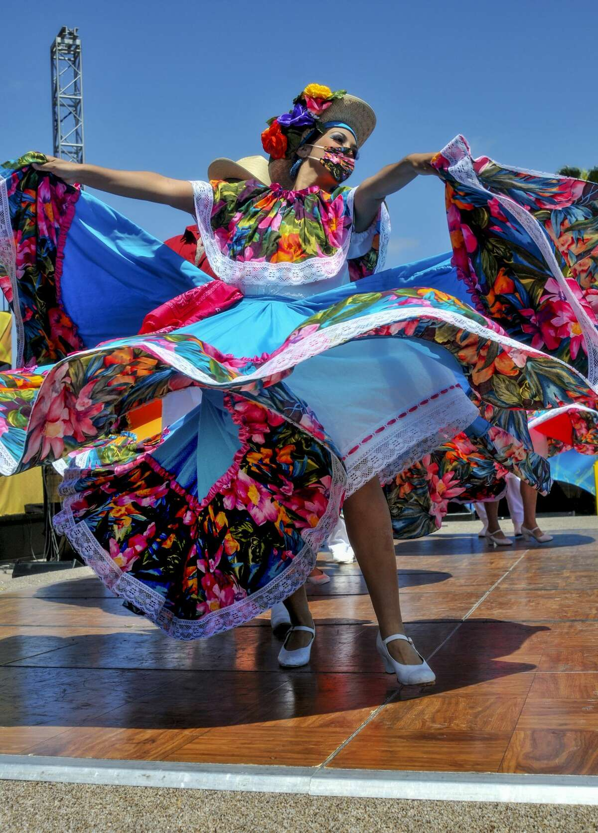 Sea World's first-ever Fiesta del Mar celebration: Fridays, Saturdays, and Sundays from Nov. 6-15.  The water park will have entertainment like mariachi bands,
