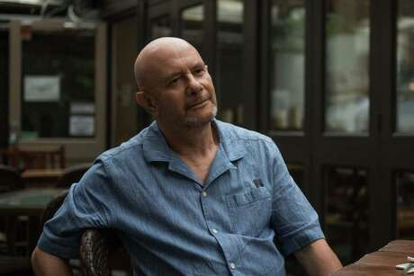 Author Nick Hornby published Just Like You in 2020.