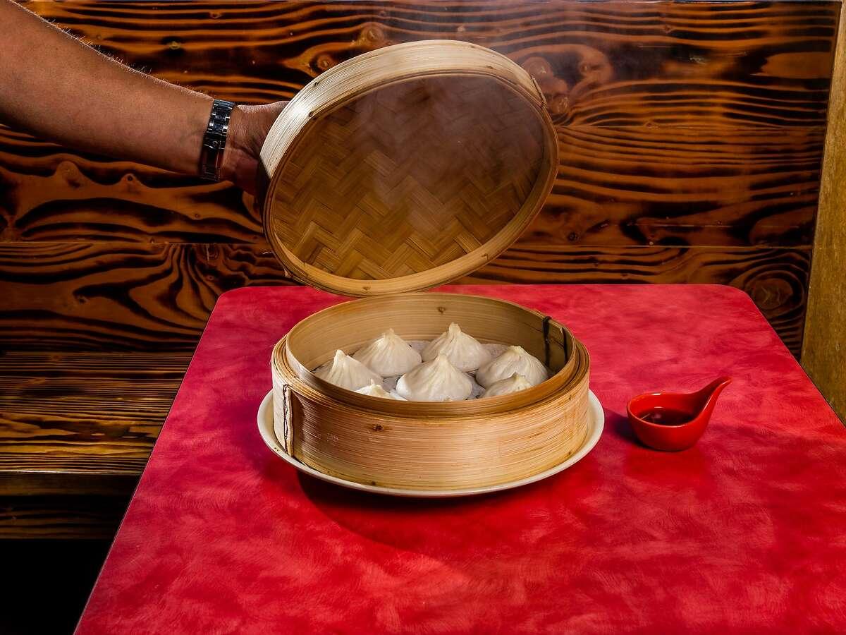 Xialongbao at Dumpling Home in San Francisco, Calif. on Friday, October 30, 2020.