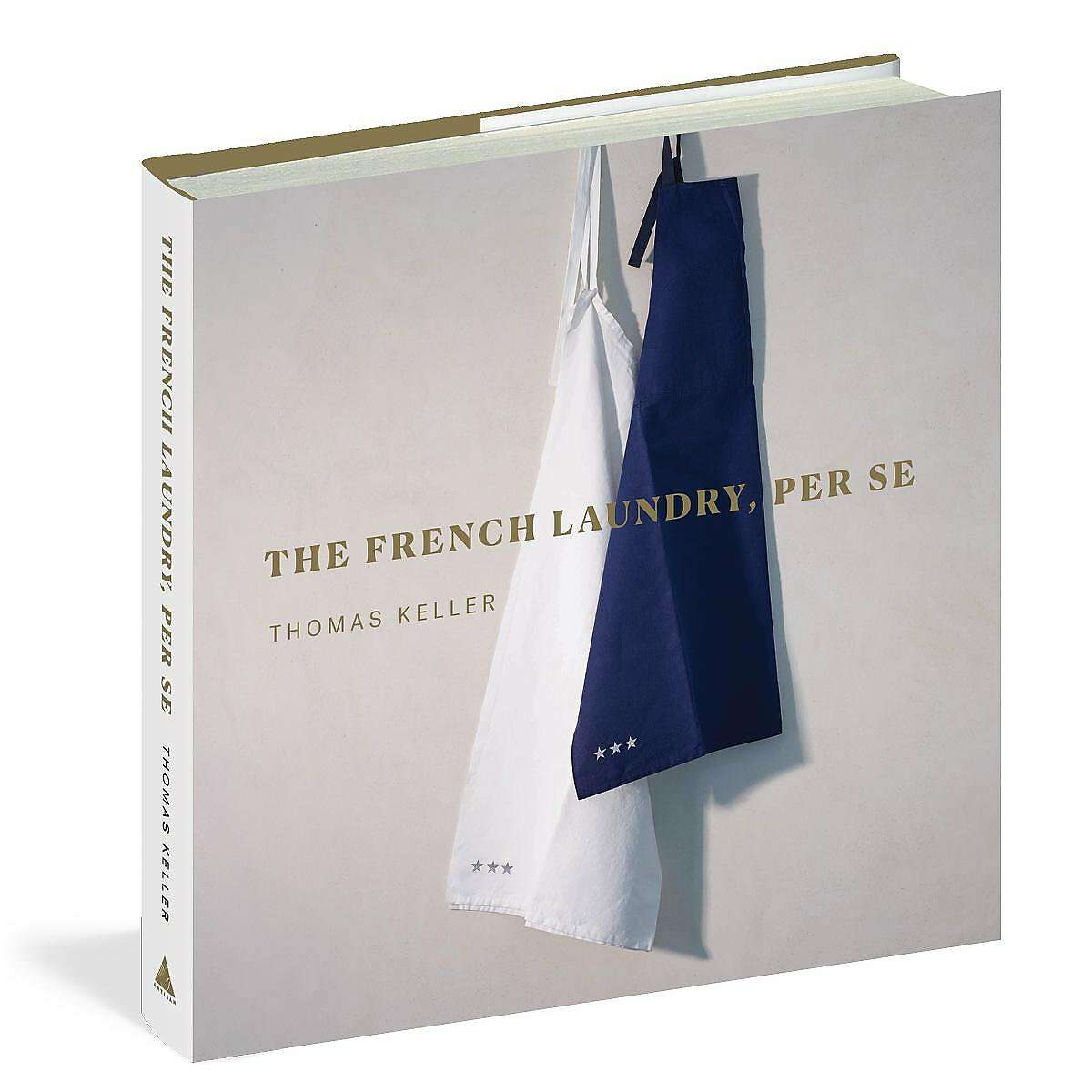 """""""The French Laundry, Per Se,"""" by Thomas Keller (Workman Publishing; 394 pages; $75 hardback; $24.95 online edition)."""