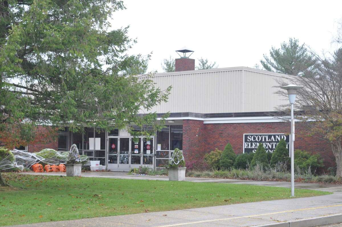 Scotland Elementary School had a COVID-19 case reported, with the person in school and possibly infectious on Nov. 2 and 4.