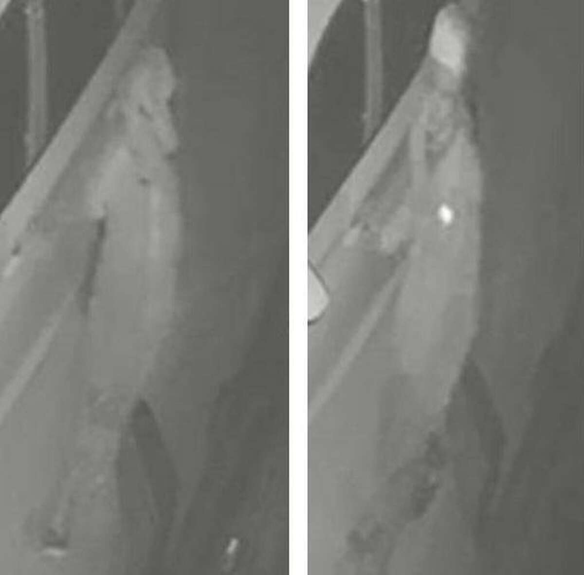Laredo police are searching for two people in connection with a recent rash of burglaries.