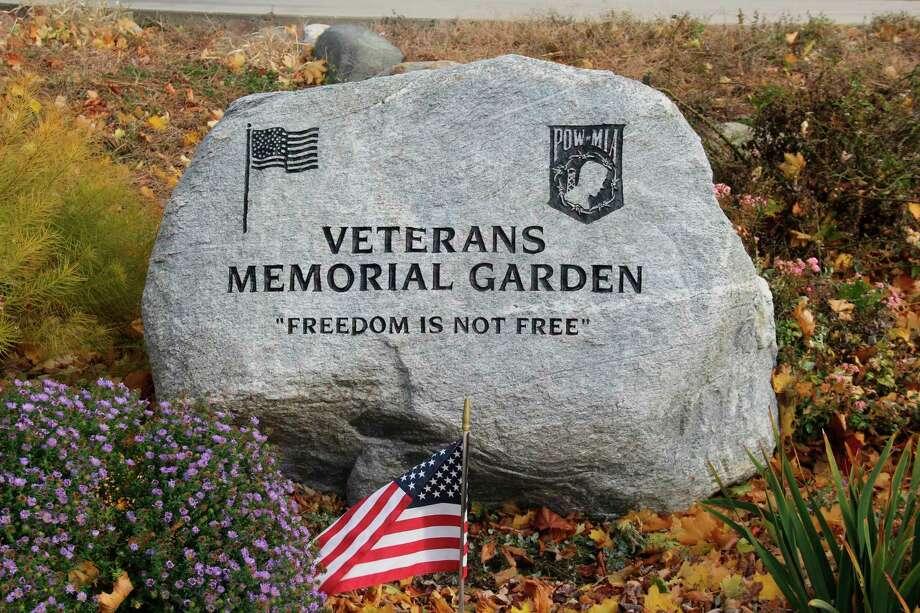 The Veteran's Memorial Park in Harbor Beach (Robert Creenan/Huron Daily Tribune)