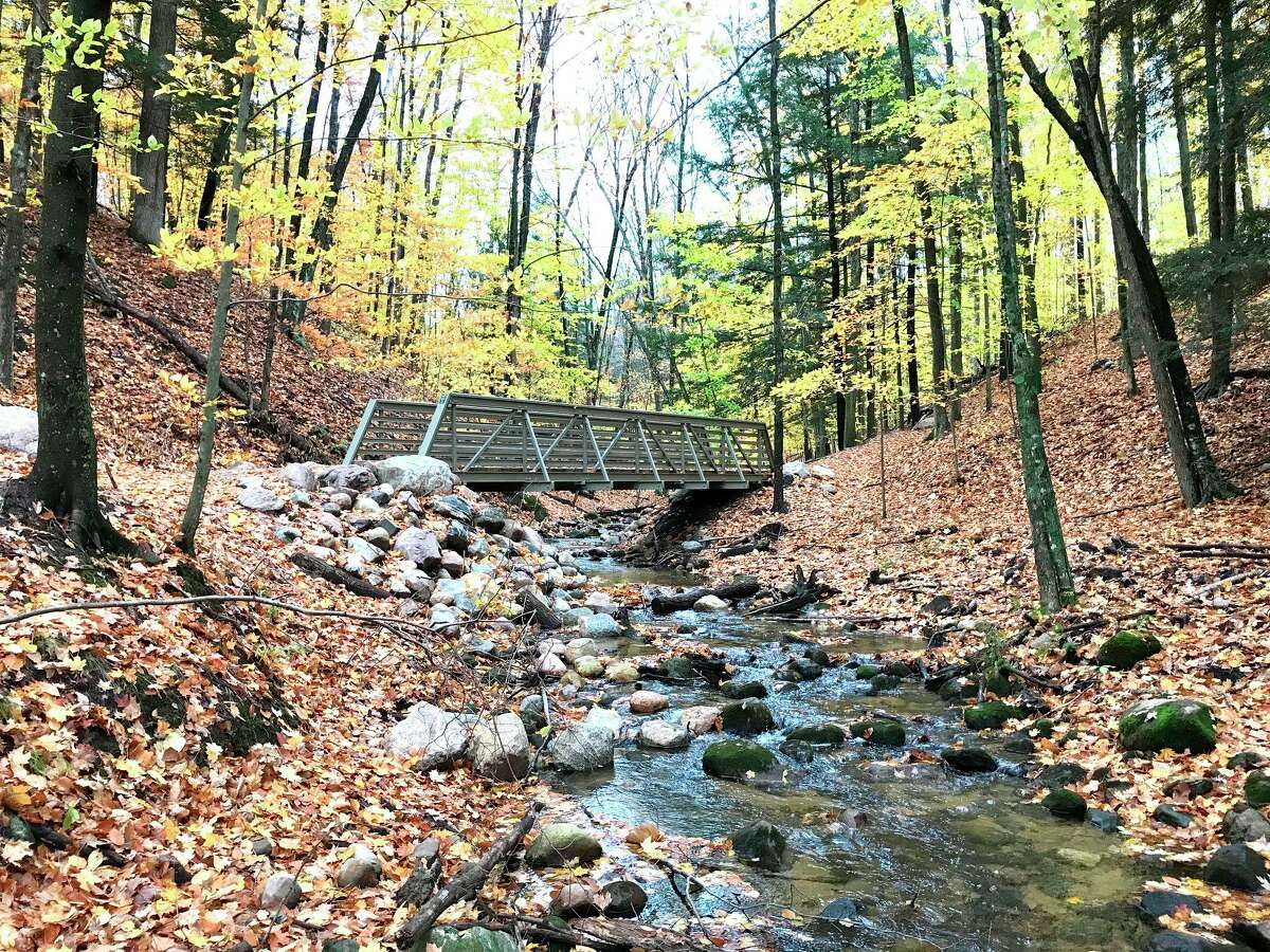 Brower Park will open a boat launch to allow access to the deep-water channel. Also opening will be boat trailer parking areas and parking areas for use of the Brower Park Loop portion of Michigan's Dragon Trail at Hardy Dam. (Photo courtesy of Mecosta County Park Commission)