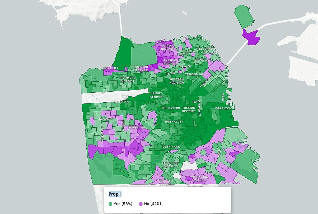 www.sfchronicle.com: These maps show how San Francisco's progressive voting varies by neighborhood