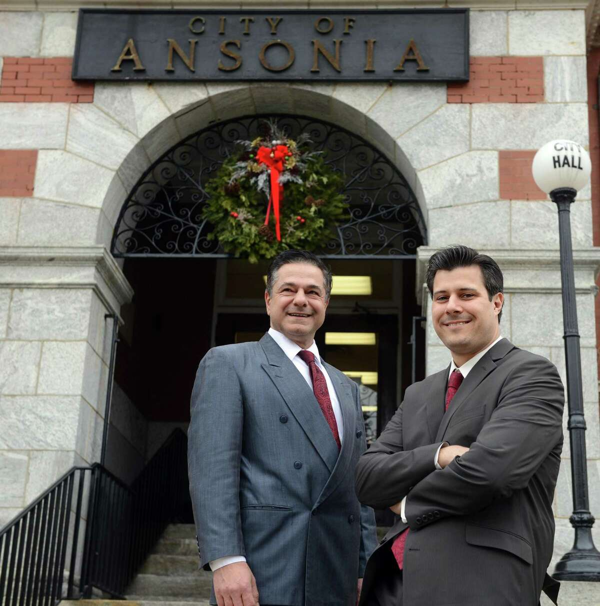 Ansonia Mayor David Cassetti and Corporation Counsel John P. Marini will be meeting with Eversource officials in an attempt to obtain rebates for customers impacted by this week's natural gas outage.