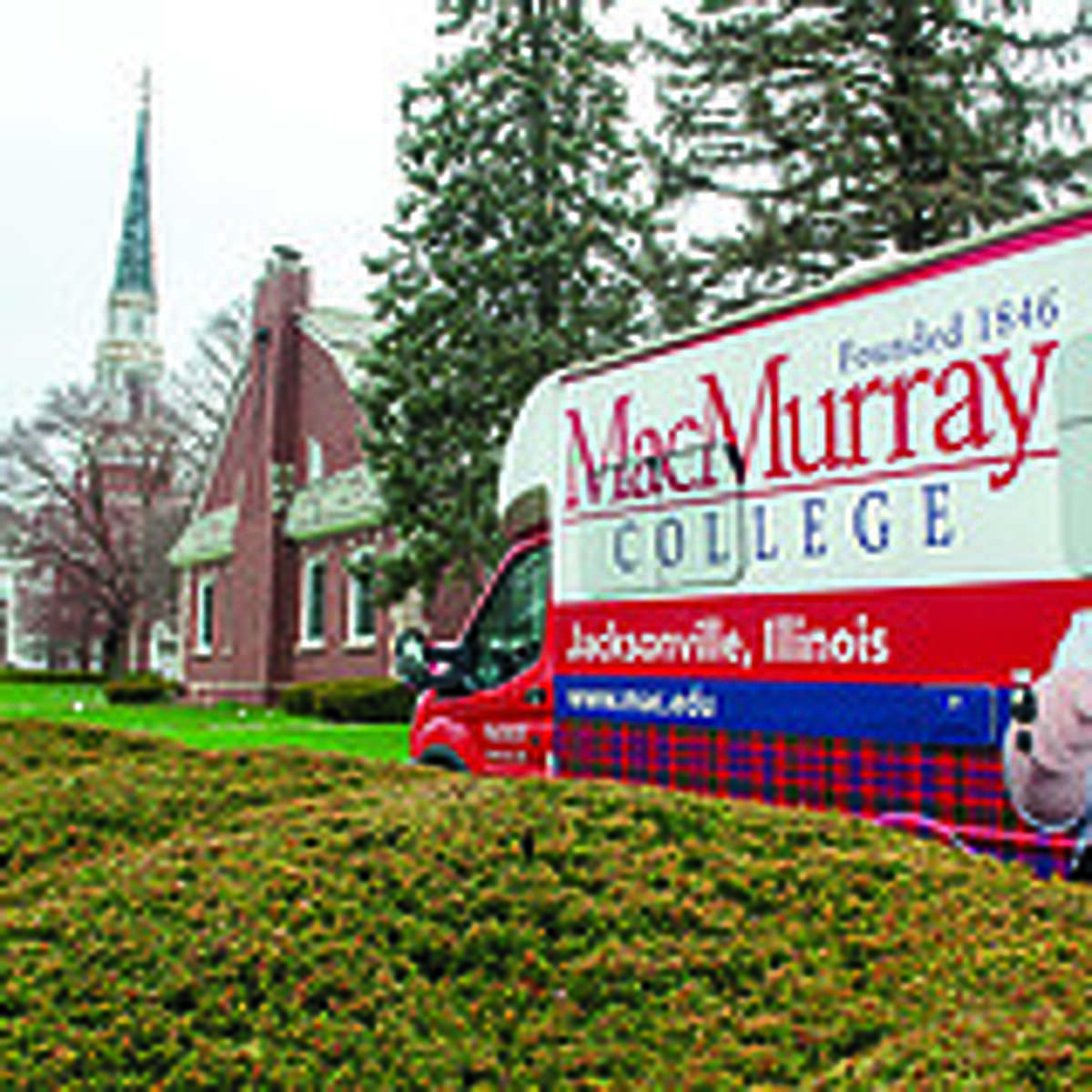 The MacMurray College campus will be auctioned next week. The Jacksonville college closed at the end of the spring semester.
