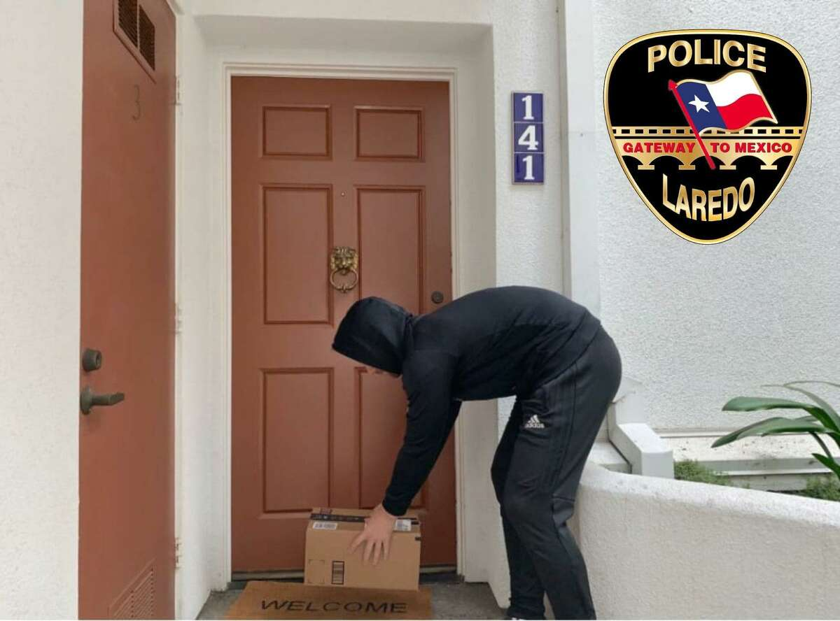 Laredo police has released a few pointers on what to do to avoid being a victim of porch pirates.