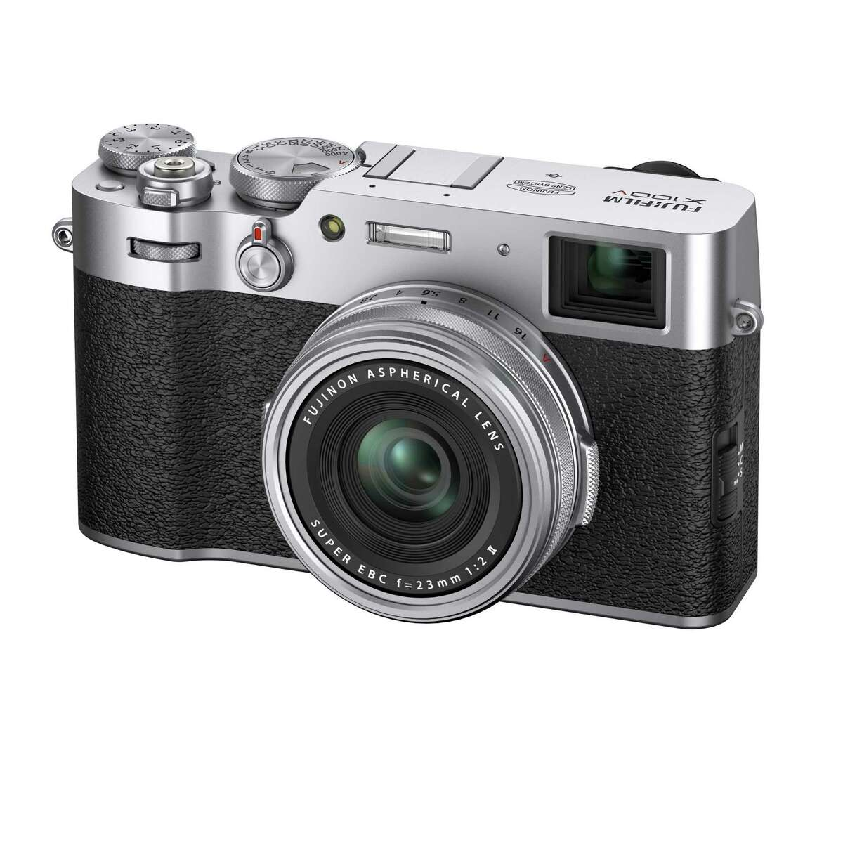 Fuji X100V camera; $1,399 at Houston Camera Exchange