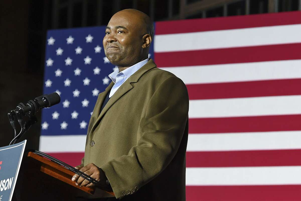 Party chair Jaime Harrison said Democrats' best message would be to