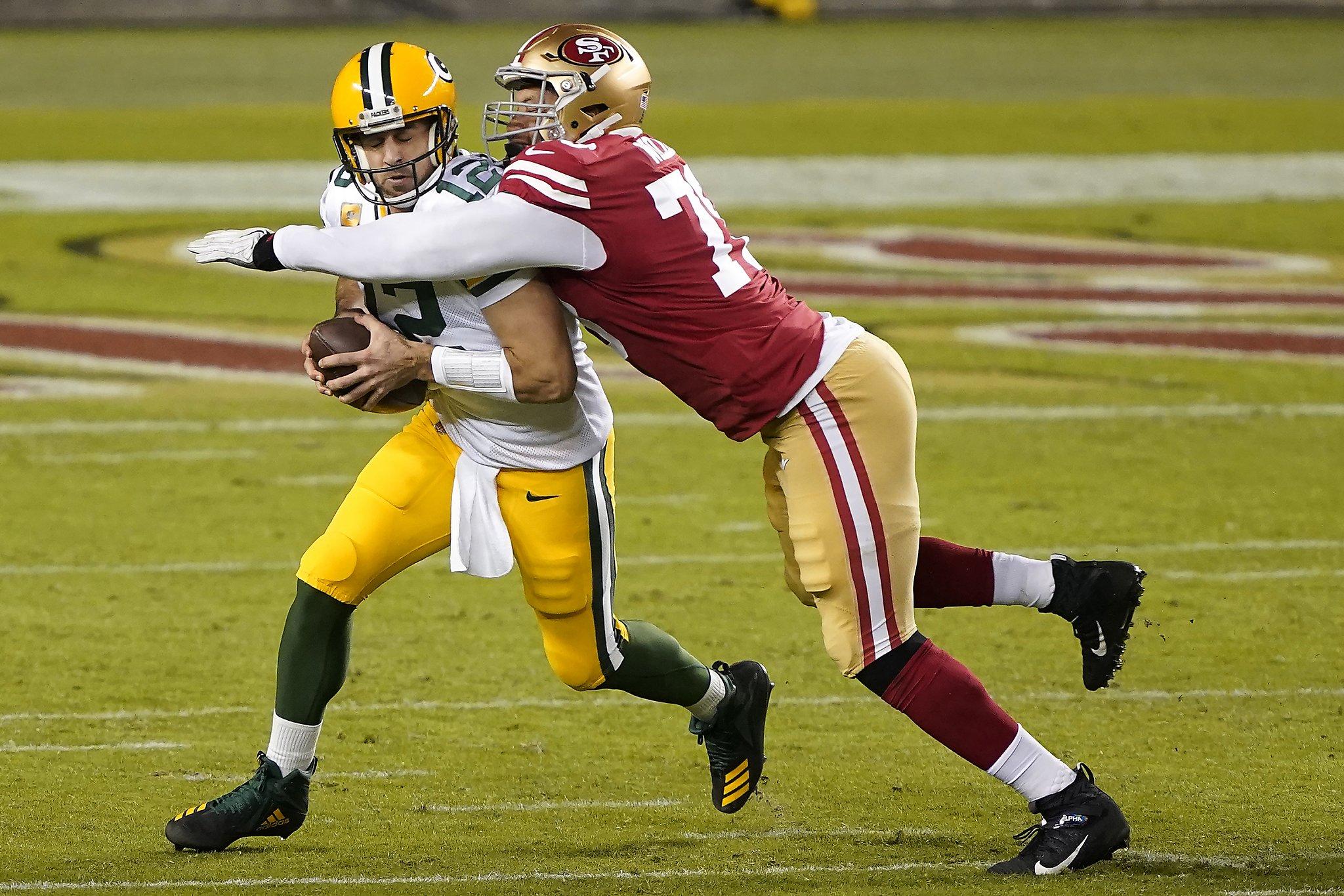 NFL suspends 49ers D-lineman Jordan Willis for doping