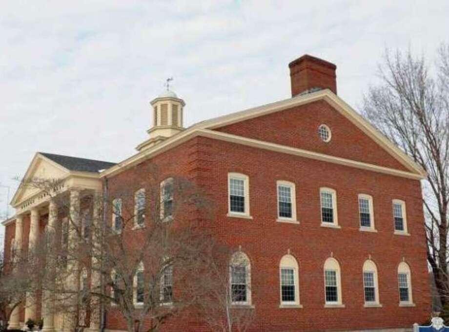 Orange Town Hall. Photo: Hearst Connecticut Media File Photo /