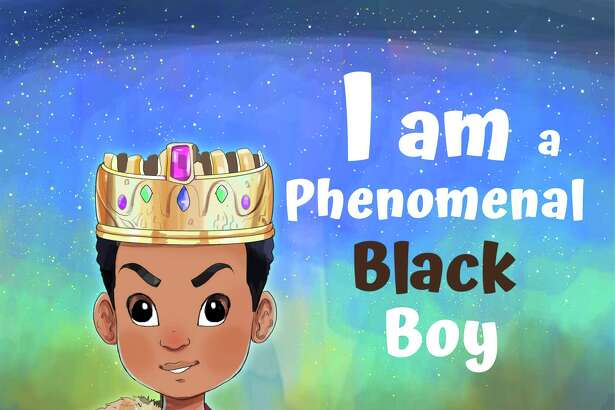 "Former Connecticut resident Francesca Andre has written the book ""I am a Phenomenal Black Boy."""
