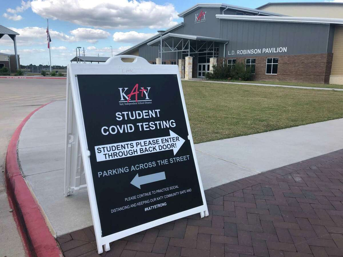 Katy Independent School District staff members who qualify for Phase 1B COVID-19 vaccinations were encouraged by Superintendent Ken Gregorski to register.