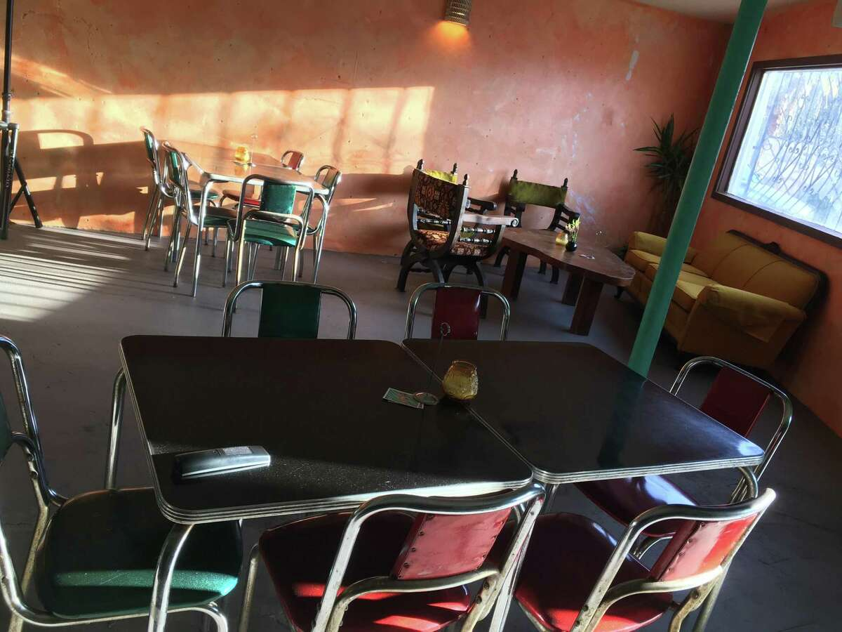 The interior space at Tony's Siesta has a new look.