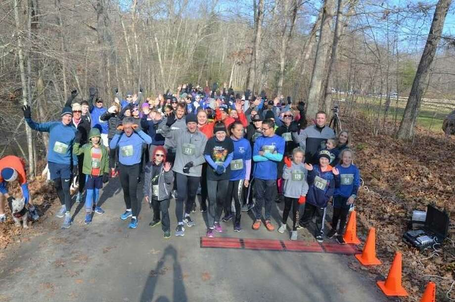 This year marks the Glenholme School's first virtual 5K Run, and 7th annual run. Runners or walkers and their pets can join in from anywhere in the world to support the Glenholme School. You can also run the distance from your treadmill. Photo: Glenholme School / Contributed Photo