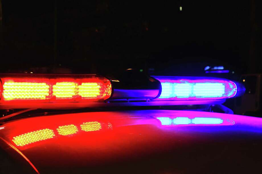 Police lights at night. Photo: TNS / Dreamstime