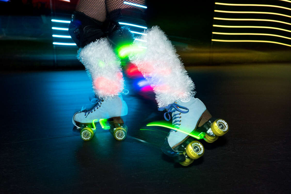 A roller skating phenomenon is returning to San Francisco.