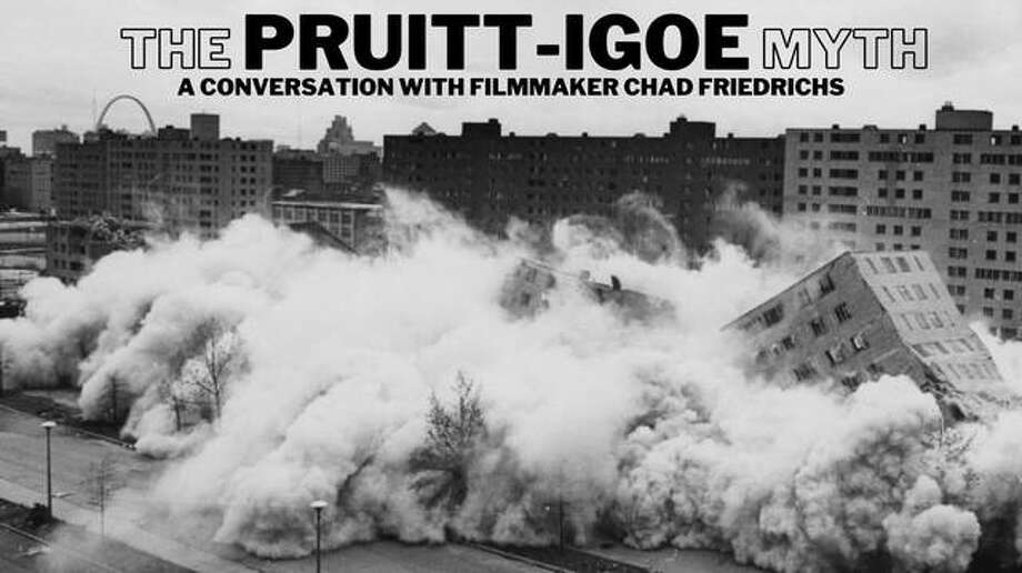 """Lewis and Clark Community College is hosting a free, virtual discussion Nov. 12 with filmmaker Chad Friedrichs from """"The Pruitt-Igoe Myth."""""""