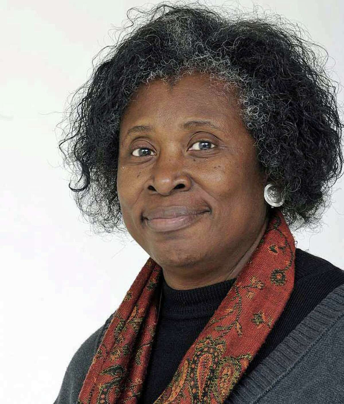 Glenda Armstrong, the president of the Danbury chapter of the NAACP.