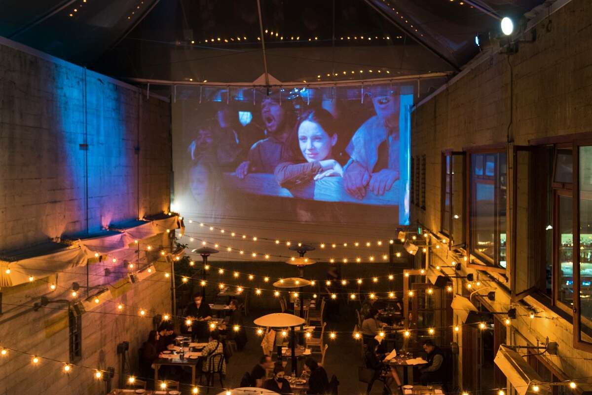 The Foreign Cinema closed for several months before it welcomed guests back t0 patio dining. Chef and co-owner Gayle Pirie feels fortunate, but says that no single event in the restaurant's 21-year history compares to what it has been to operate under the pandemic.
