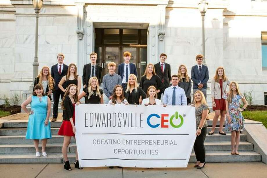 Members of Edwardsville CEO 2020. Photo: Courtesy Of Edwardsville CEO