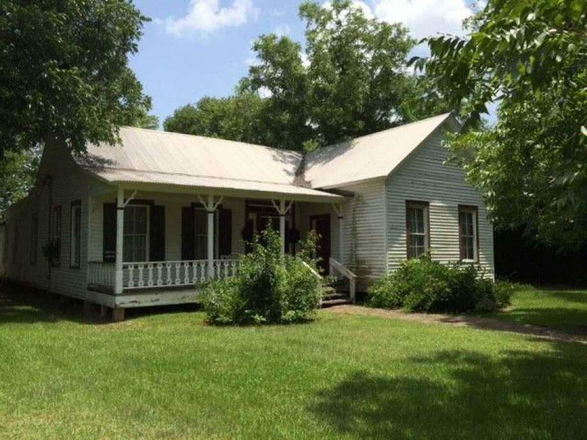 The Addison-Gandy House in Montgomery will receive a Montgomery County Historical Marker on Nov. 14 at 11 a.m.