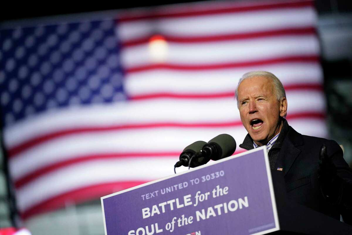 President-elect Joe Biden could prove to be a consequential leader for this country and our world. May he bridge divides and heal national wounds.