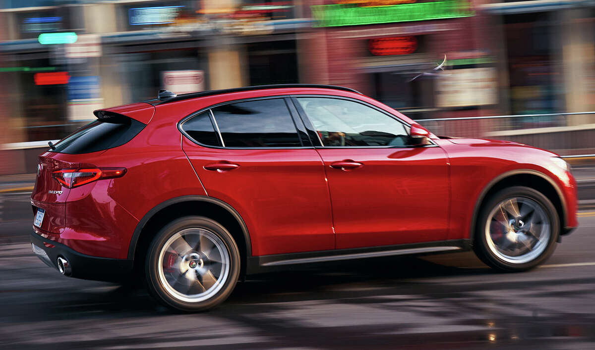 In 2019, SUVs outsold sedans two to one. While unquestionably handy, SUVs aren't generally a hoot to drive. The Alfa Romeo Stelvio is an exception.