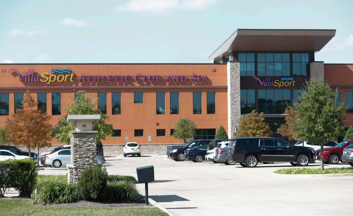 VillaSport Athletic Club and Spa is seen Friday, Nov. 6, 2020, in Cypress.