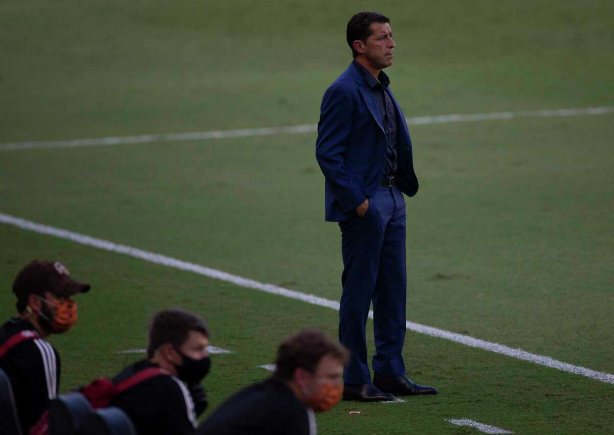 Tab Ramos' first season as the Dynamo head coach will end with the team at bottom of Western Conference.