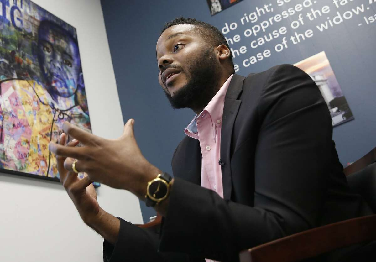 Stockton Mayor Michael Tubbs, who has garnered national attention, is trailing a Republican challenger.