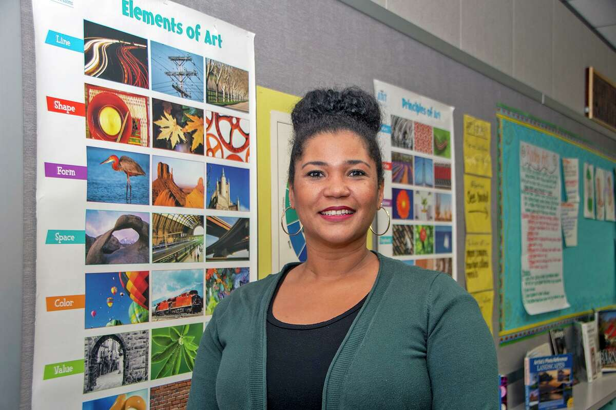 The Texas Art Education Association named Hairgrove Elementary art specialist Gretchen Bell as the 2020 Outstanding Art Educator for the elementary division.