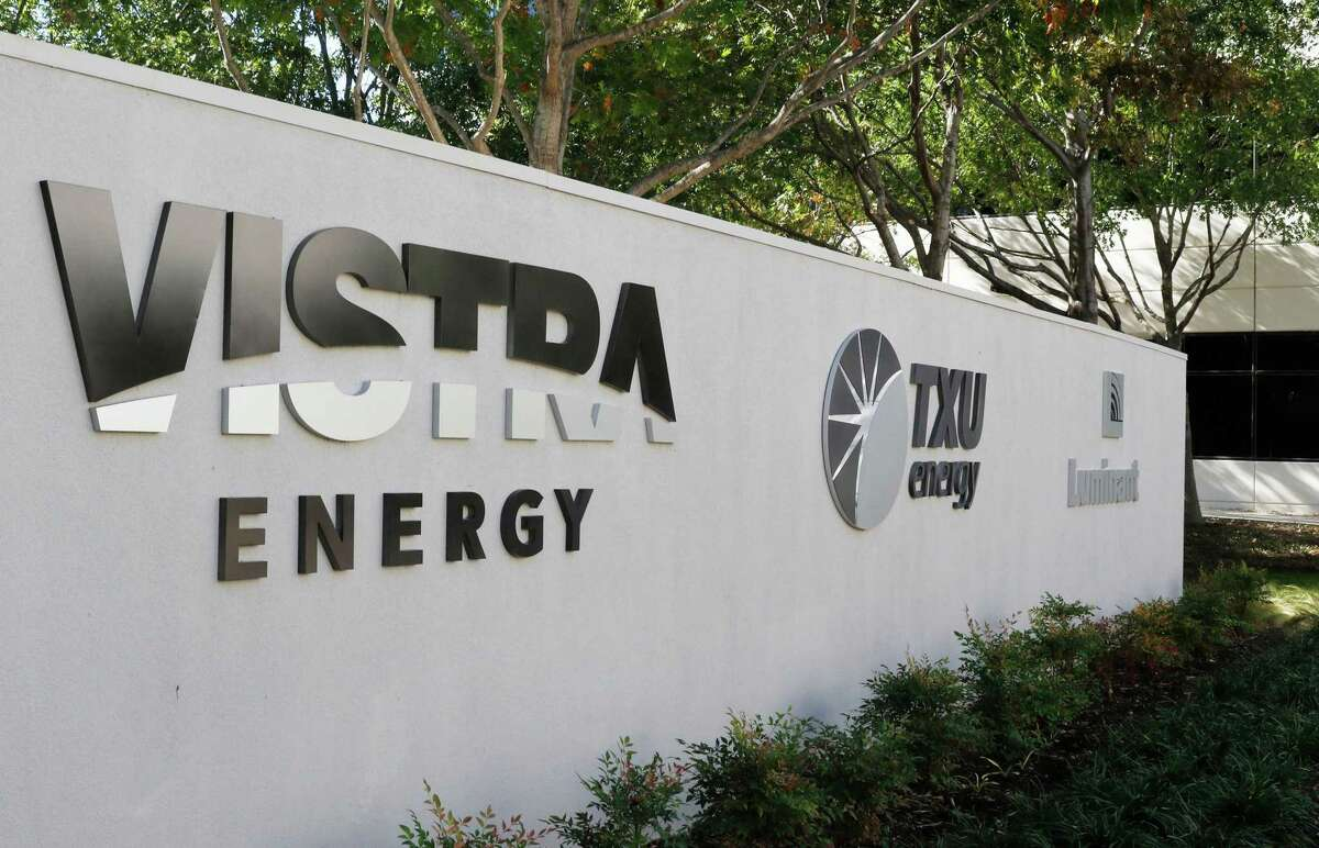 Vistra Energy, headquartered in Irving, Texas, is the state's largest power generator.
