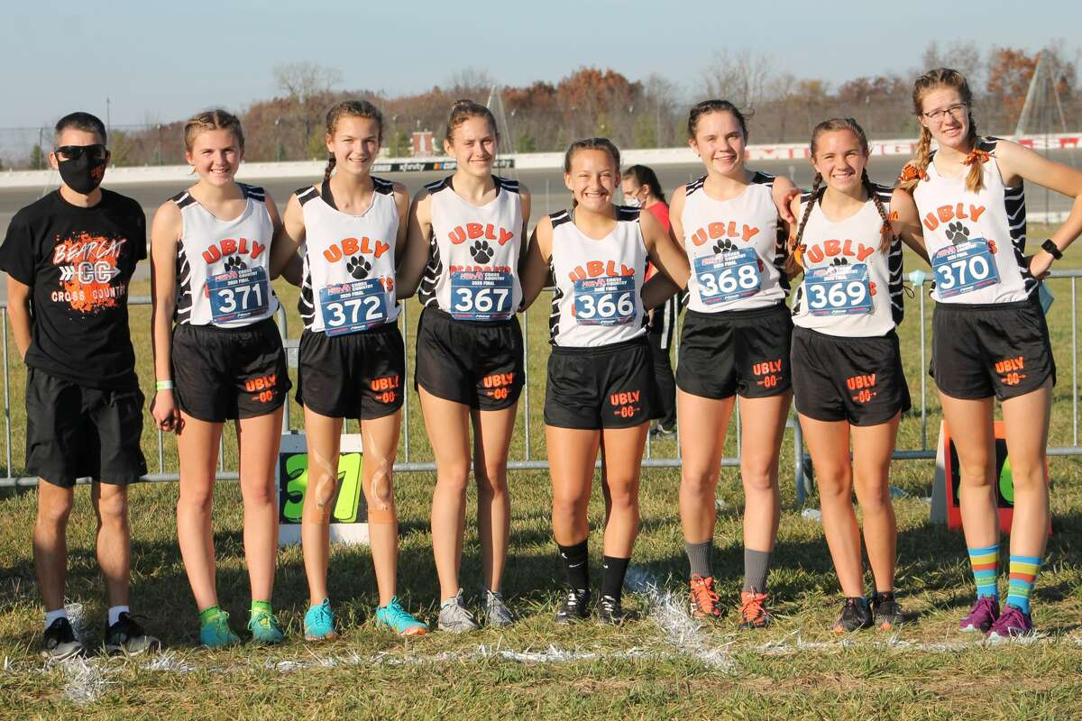 Several runners from across the Upper Thumb competed in Saturday's MHSAA Lower Peninsula 2020 cross country finals.