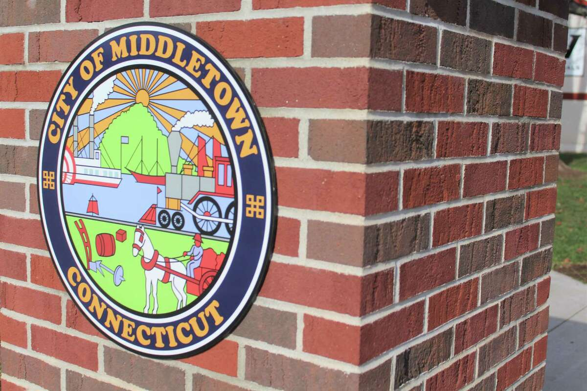 The city of Middletown's seal
