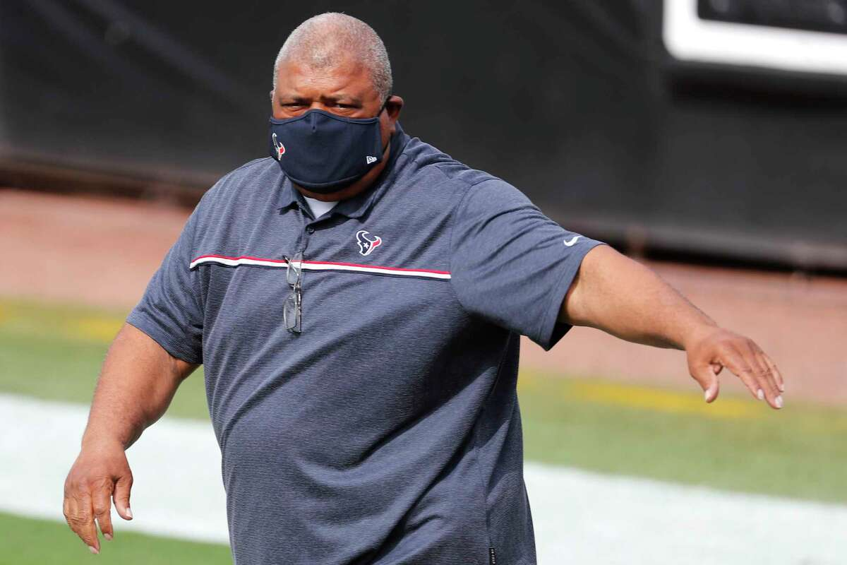 Interim coach Romeo Crennel and his players will have to work virtually while the NFL mandates the closure of team facilities.