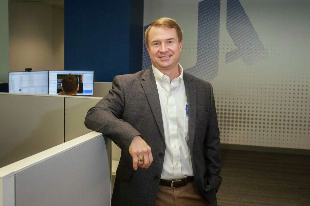 James Ross, President and CEO of LJA Engineering on October 13, 2020.
