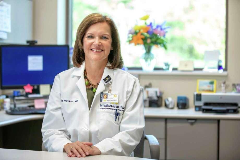Dr. Lydia Watson (Photo provided/MidMichigan Health)