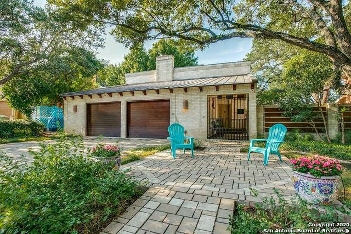 While held captive in Vietnam, Lt. Gen. John P. Flynn envisioned the design for what became this house at 2627 Country Hollow St. in San Antonio's Northwood subdivision.