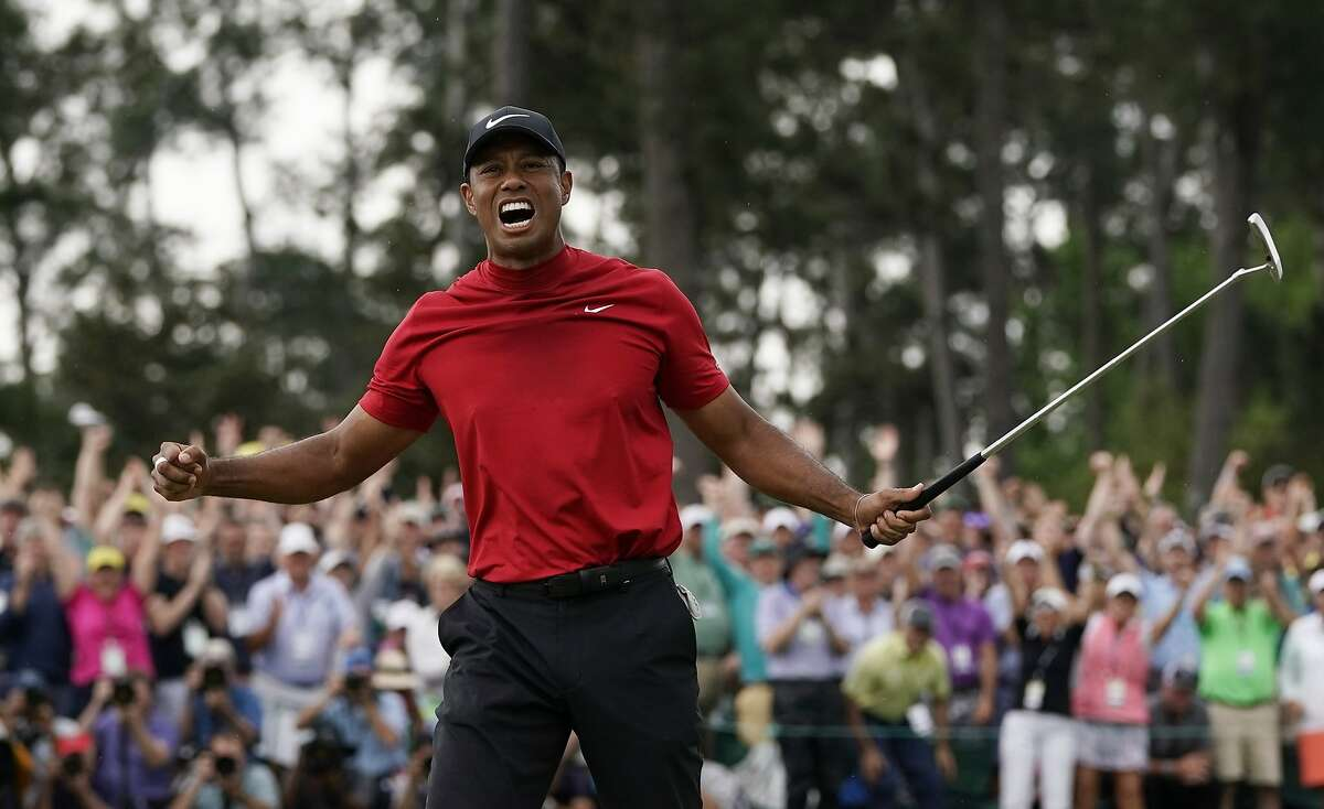 Tiger Woods, the defending champion, is among the players who has fond memories of loud crowds at the Masters. Because of COVID-19, no fans will be at the tournament this week.