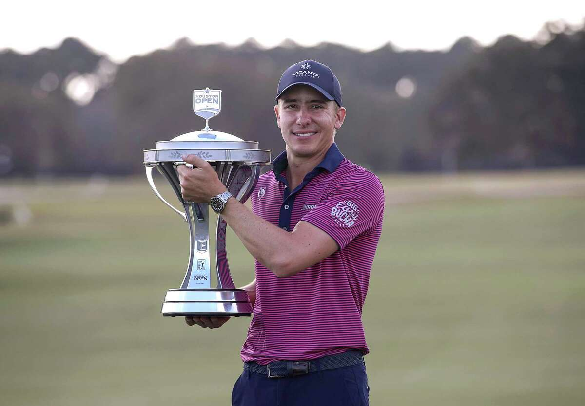 With his Houston Open victory, Carlos Ortiz joined Victor Regalado and Cesar Sanudo as Mexican players who have won on the PGA Tour.