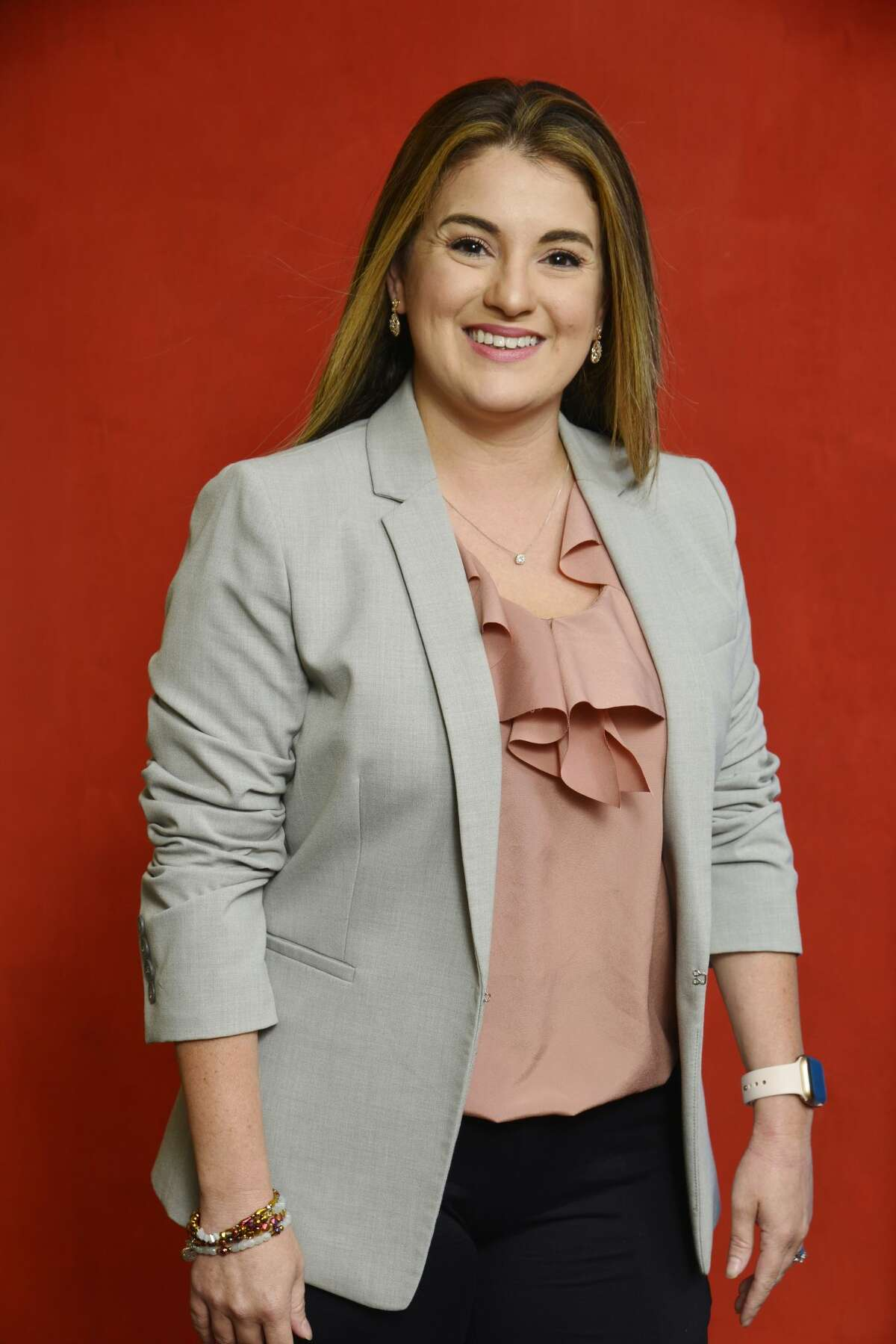 Amanda Heironinus is a member of 2020 class of Southeast Texas Young Professionals Organization's 40 Under 40.