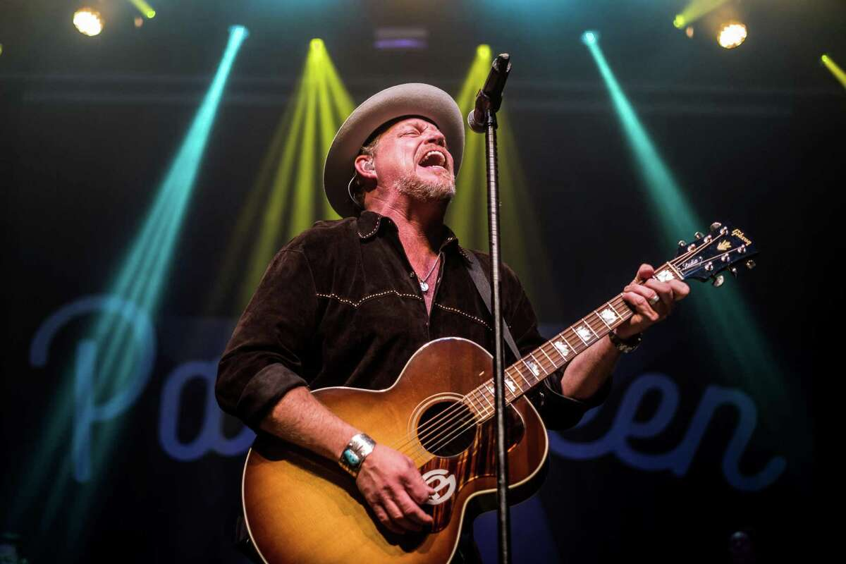 Pat Green performs during the 11th Annual Salute to Texas Independence Day at Terminal 5 on March 2, 2019 in New York City.
