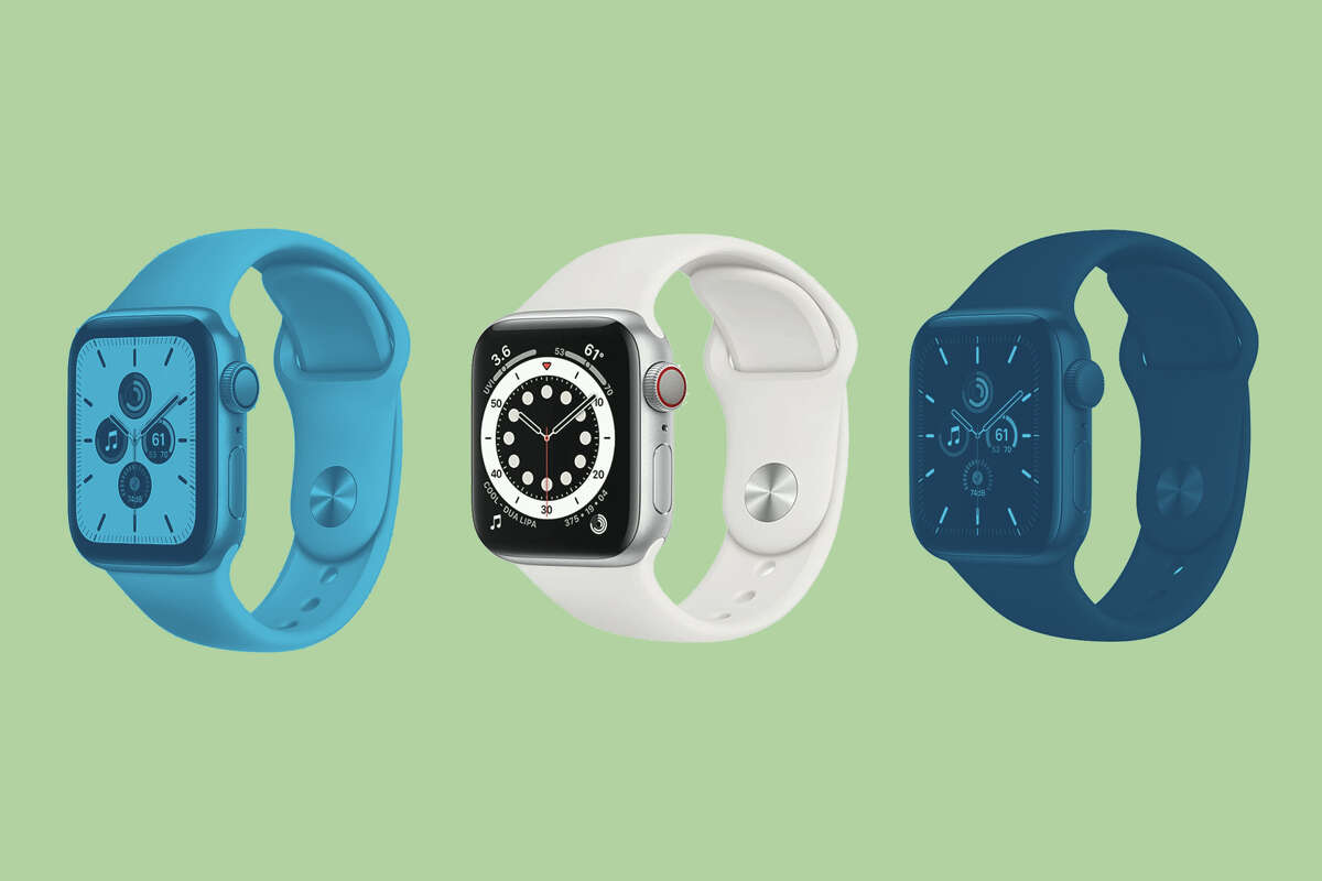 The Apple Watch Series 6 and Apple Watch SE are the latest models of the world's most popular wearable.