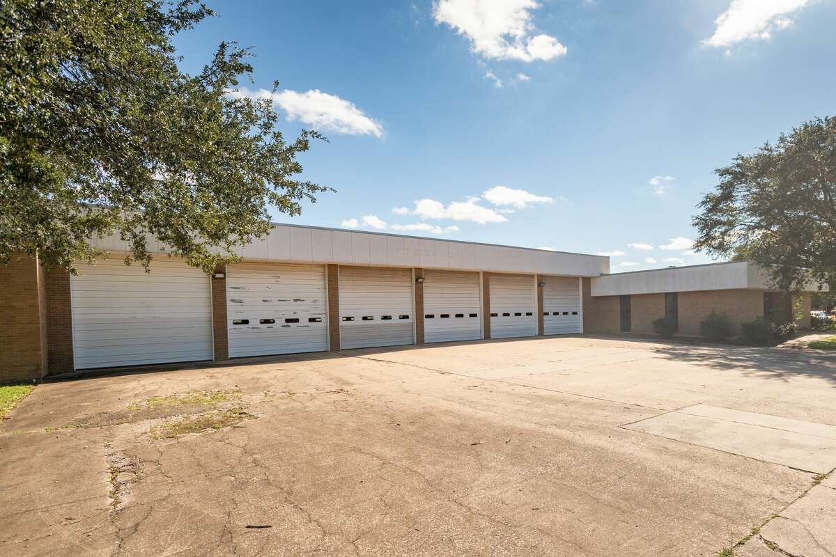 The City of Beaumont is looking to sell one of its former fire stations at 747 College Street. Photo made on October 29, 2020. Fran Ruchalski/The Enterprise