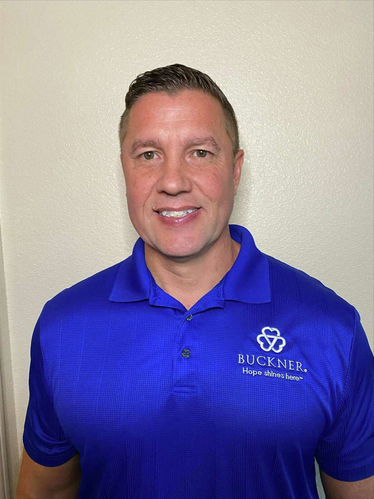 Jeff Ross, interim senior executive director for Buckner Children and Family Services in Southeast Texas