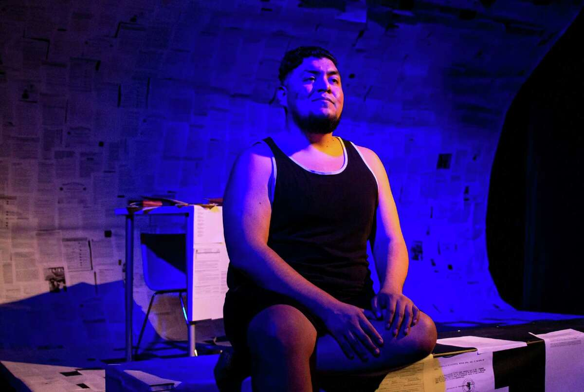 "Jesus I. Valles will perform his solo show ""(Un) Documents"" as part of Teatro Audaz' 2020-21 season."